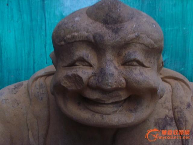 石雕罗汉_石雕罗汉价格_石雕罗汉图片_来自藏友梁平麒