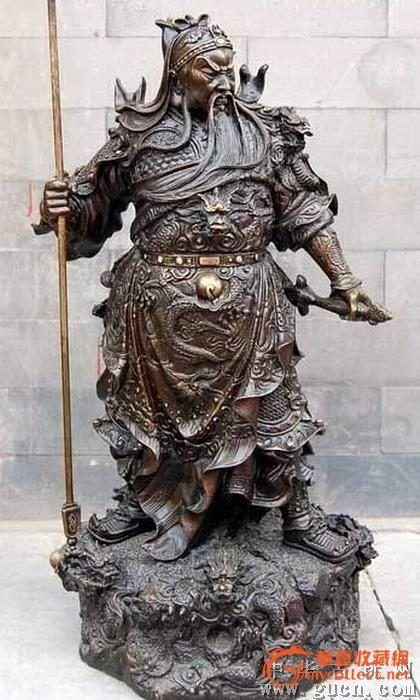 武财神关公像-图1