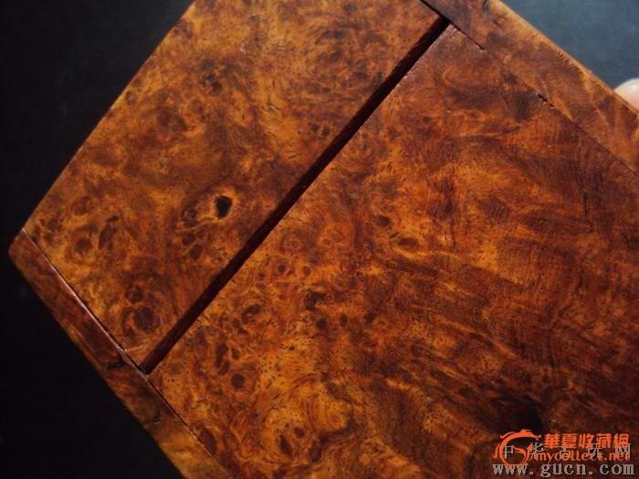 金丝楠木盒