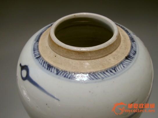 釉罐子素描结构