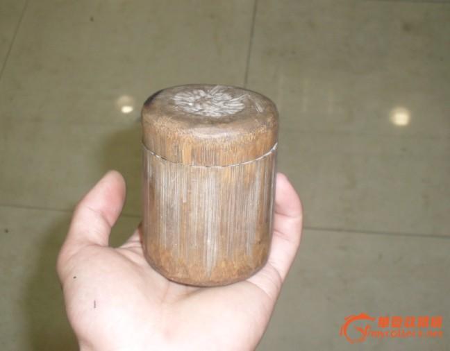 民国,竹子,茶叶罐图片
