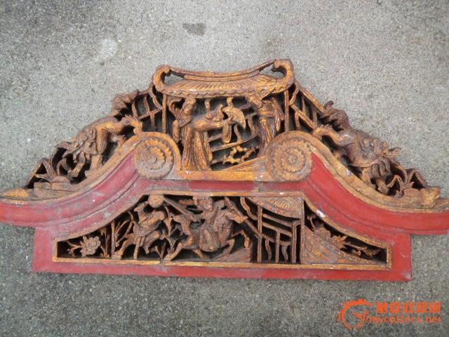 木雕_木雕价格_木雕图片_来自藏友老家具买卖_木器
