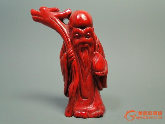 寿星拐杖雕刻图案大全