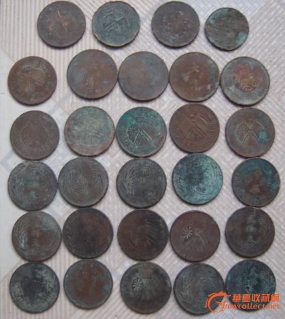 铜币_铜币价格_铜币图片