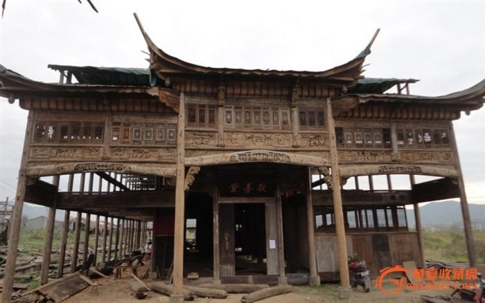 古建筑老房子