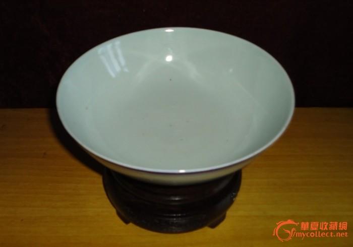 民國薄胎大瓷碗