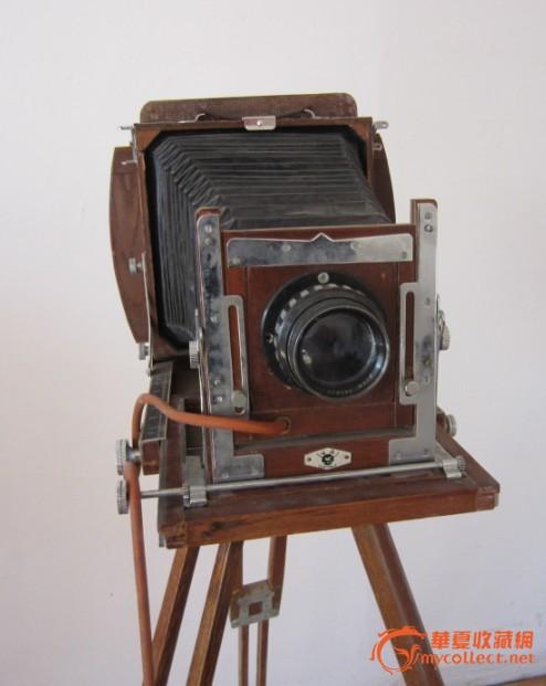 三角架型古典照相机