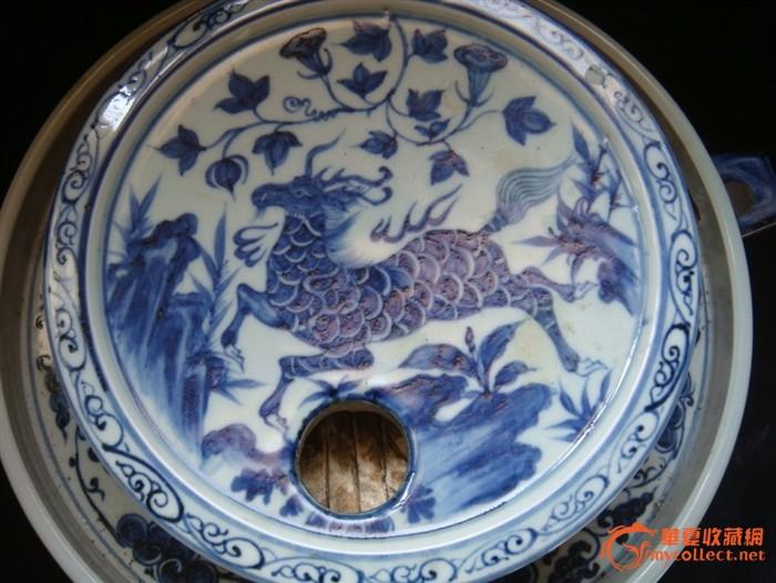 元青花瓷磨-元青花瓷磨价格-元青花瓷磨图片,来自藏友jacking-杂项-地摊交易-华夏收藏网