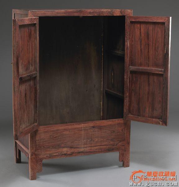 明式黄花梨柜子图片