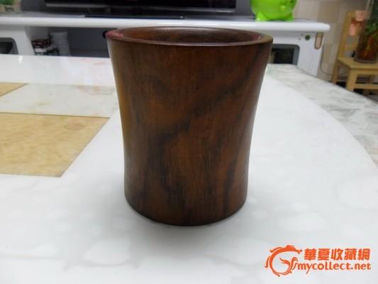 木质笔筒-图1