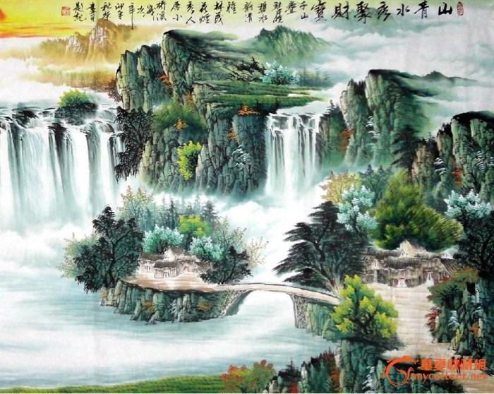 聚財壁紙山水-手機專用山水風景壁紙|山水風景壁紙||.