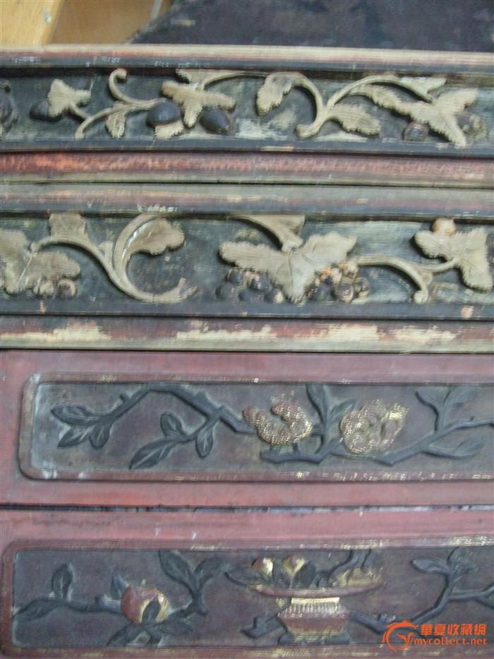 木雕花板_木雕花板价格_木雕花板图片_来自藏友梁平轩