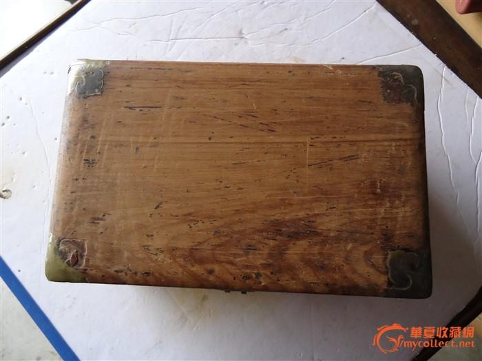 老楠木首饰盒
