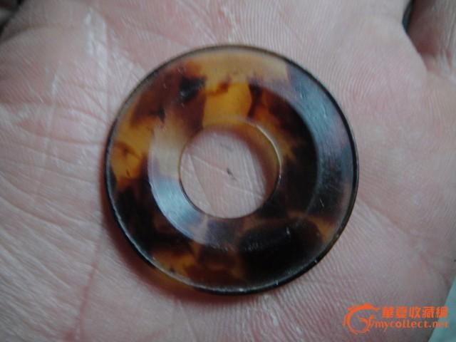 老玳瑁环片