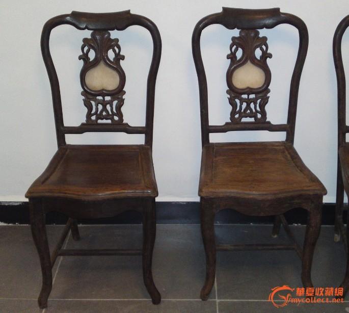 民国红木(镶石)姑娘椅子_民国红木(镶石)姑娘椅子价格