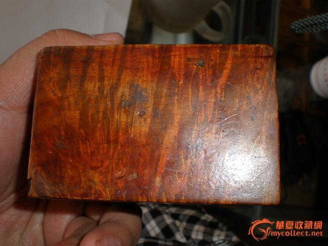下乡收购的老木头盒子
