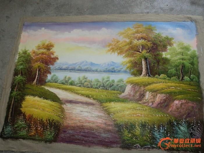 风景油画_风景油画价格_风景油画图片_来自藏友清玉