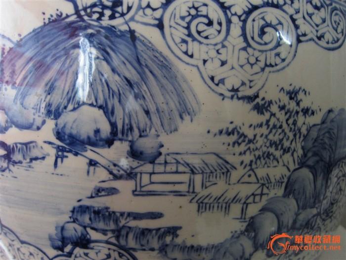 青花山水风景_青花山水风景价格_青花山水风景图片_藏