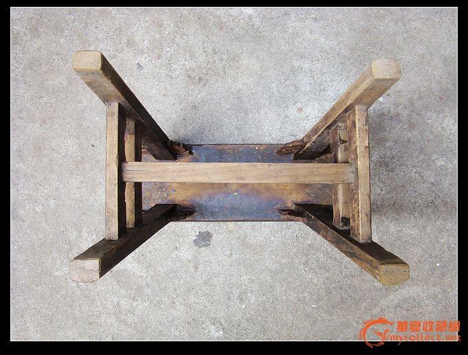 清代小板凳