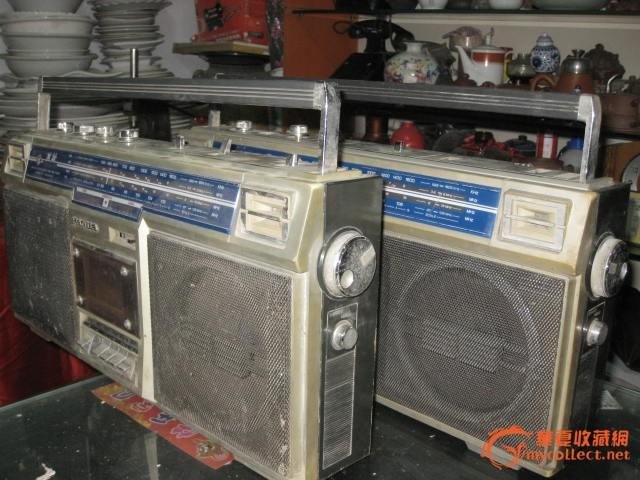 熊猫牌收录机 老收音机