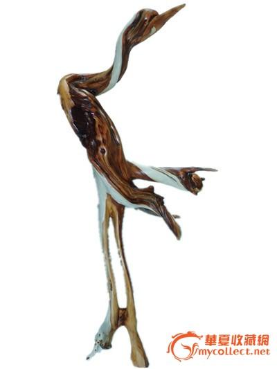 动物茶台根雕图片