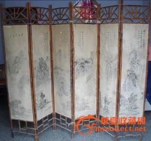 竹框编织步骤图解