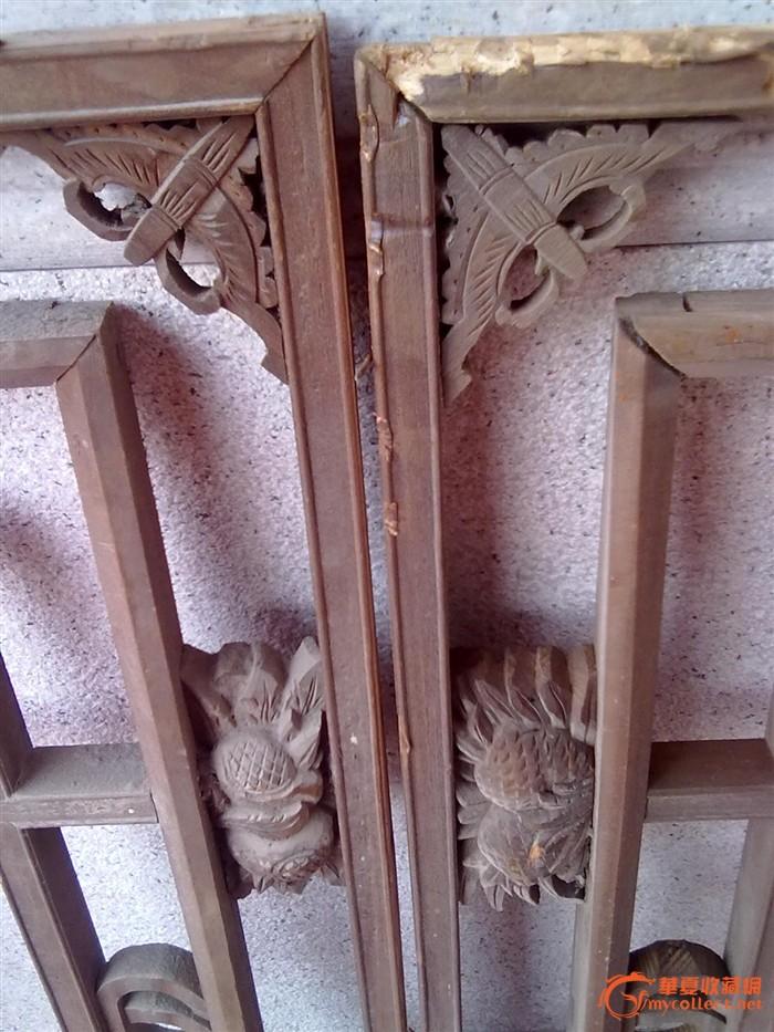 欧式木雕窗帘罩