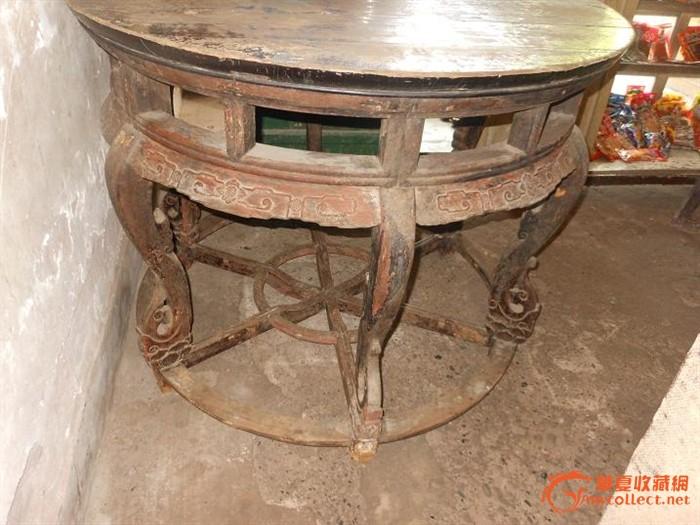 圆桌规格图片