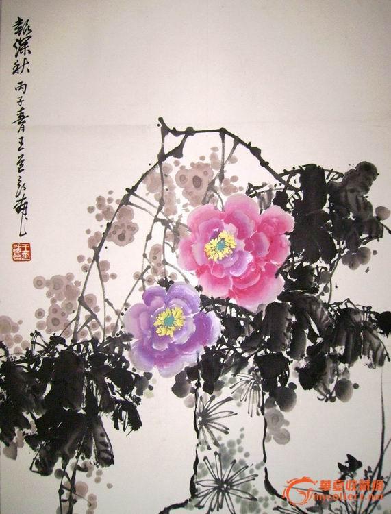 安徽省著名画家王道良国画作品图片