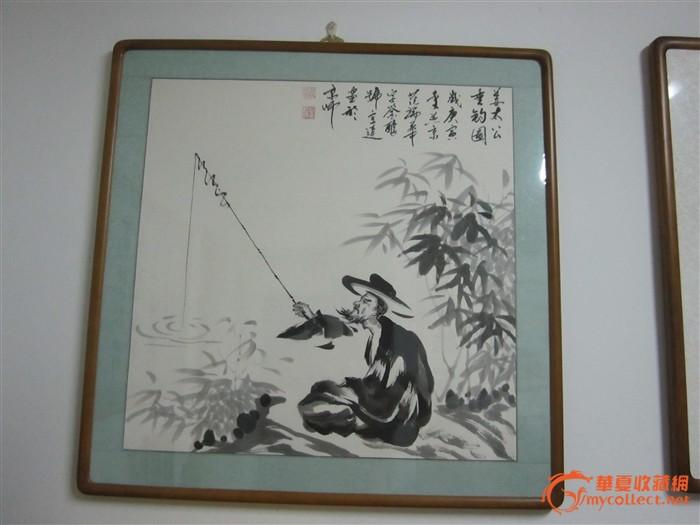姜太公垂钓图