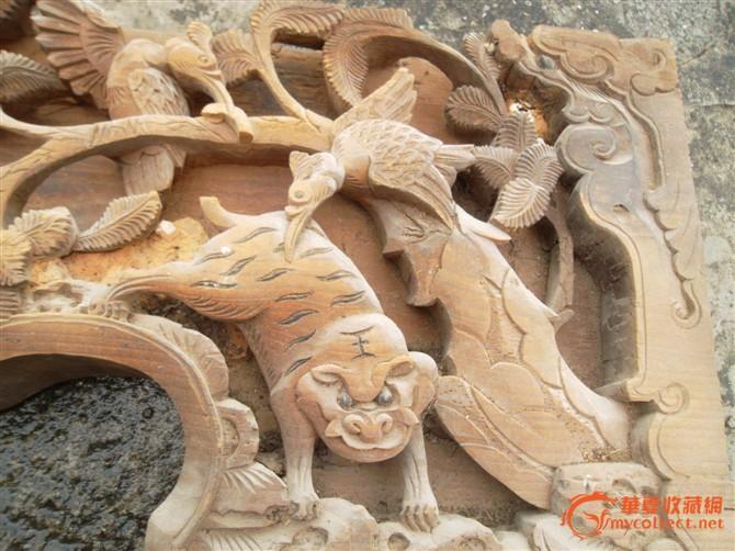 大号永春工动物木雕