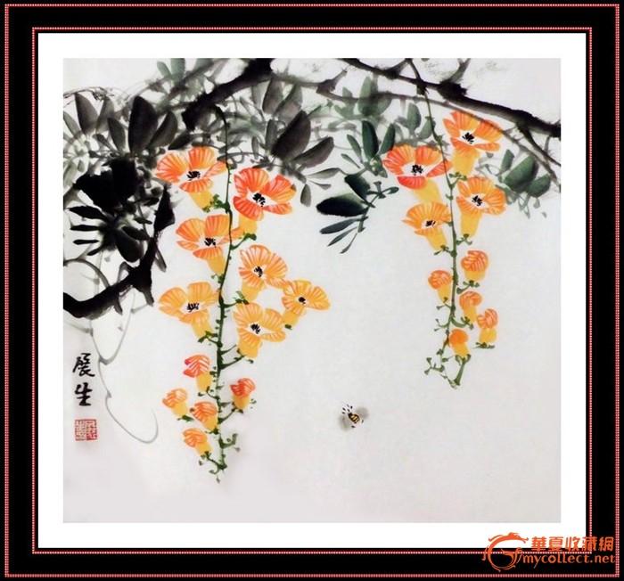 写意国画花卉图片大全_写意国画花卉图片下载