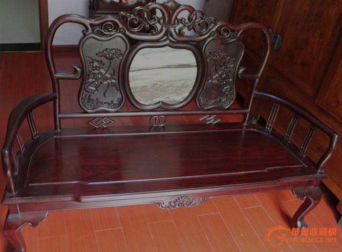 转让几件老红木家具,老中堂 太师椅 罗汉床 茶台等