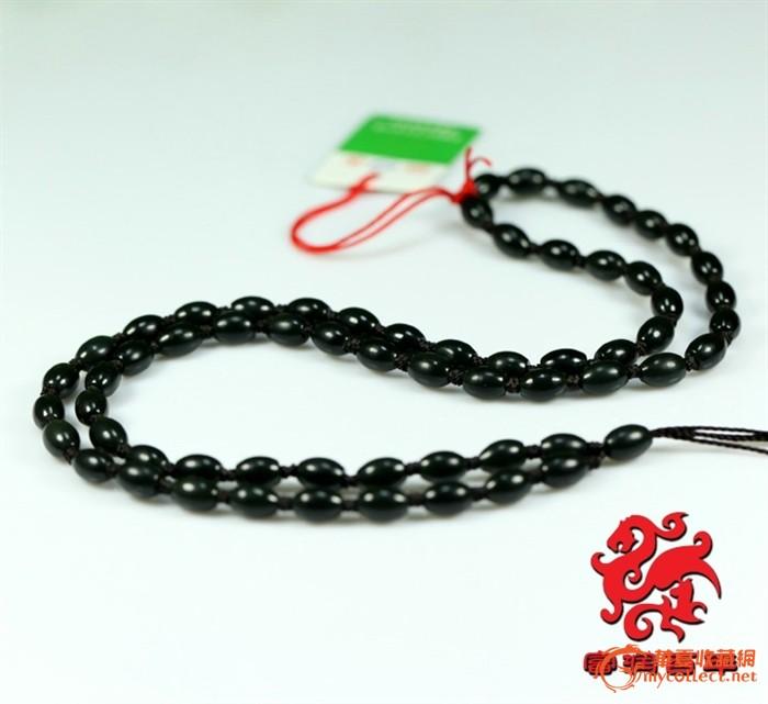 手工编织新疆和田玉塔县青玉米珠高档挂链挂件绳精品推荐