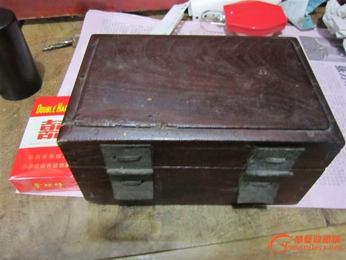 清代木箱子