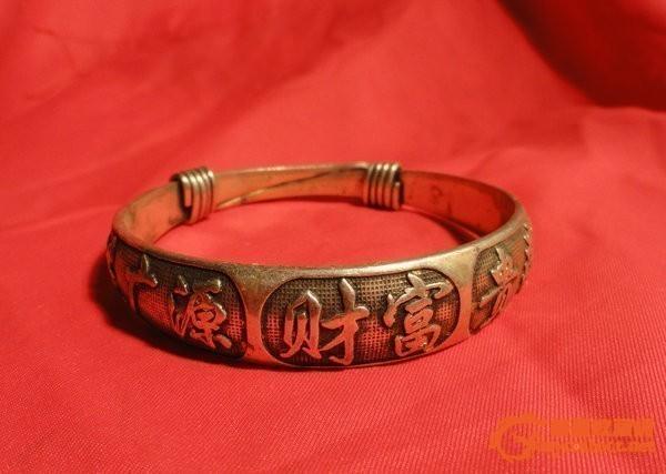 老银镯子_老银镯子价格_老银镯子图片_来自藏友星星